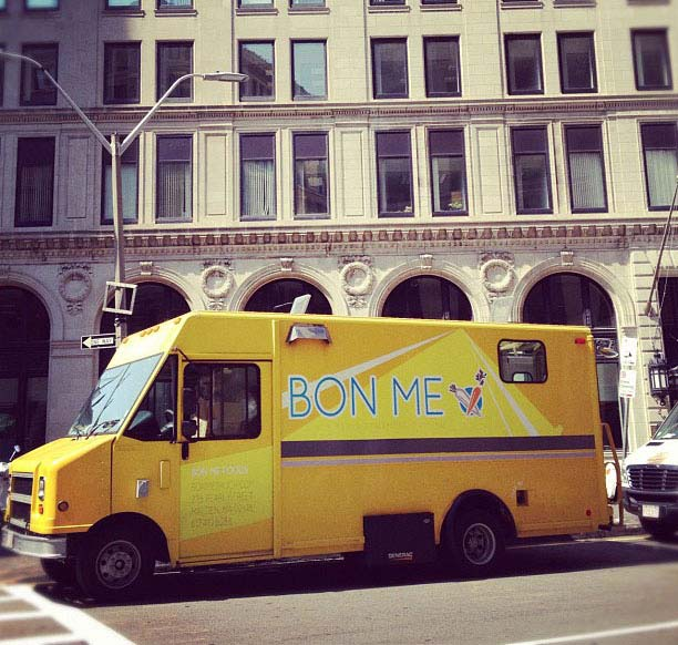 Bon Mi Food Truck Boston Ma